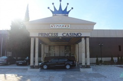 nymphes princess casino svilengrad 18 gr